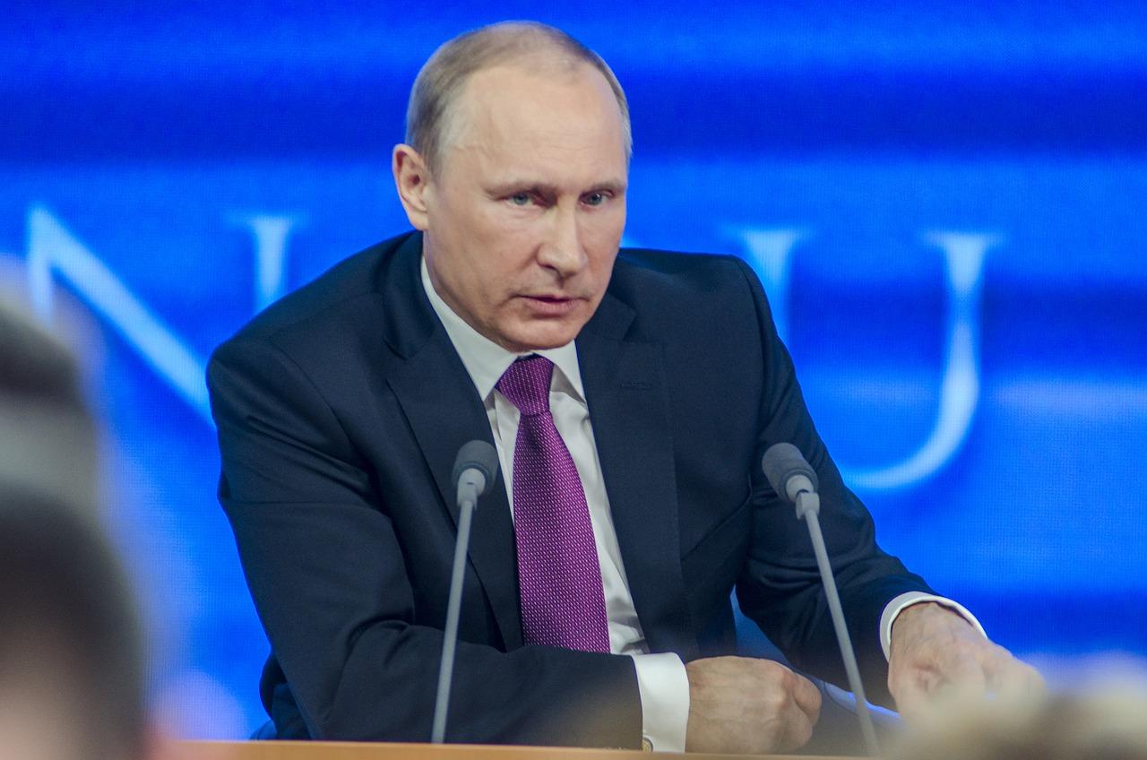 Putin Russia Czech USA