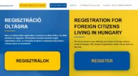 registration foreigners vaccine
