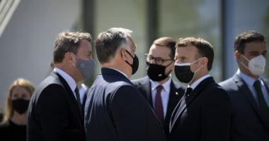 Marcon Orbán Hungary
