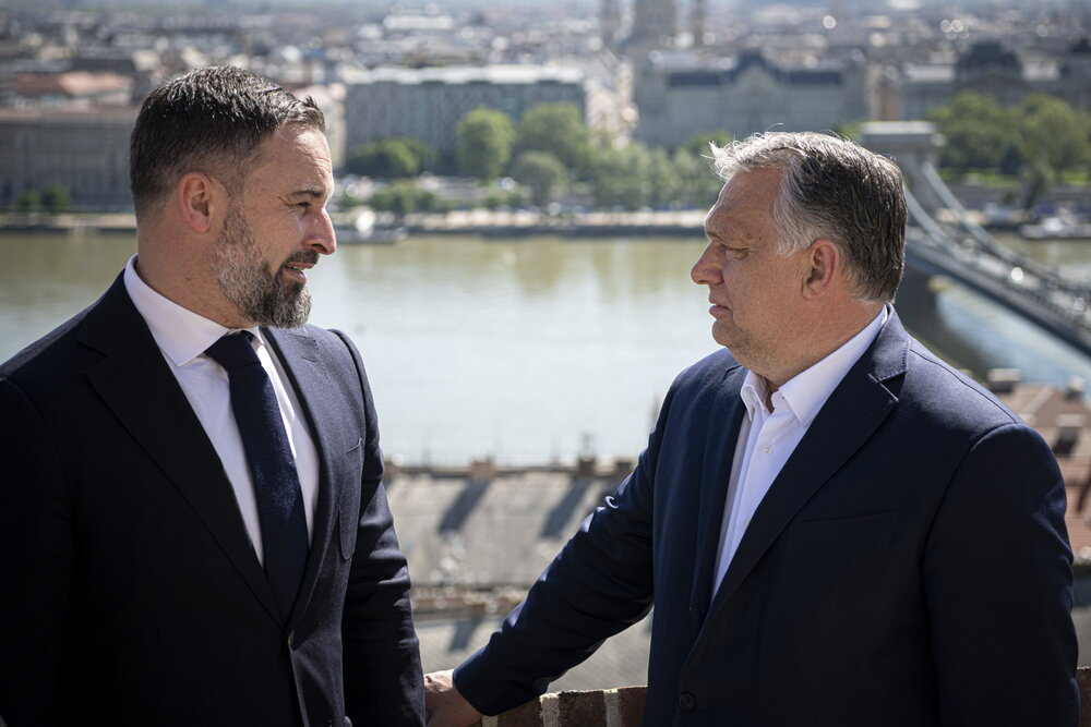 Hungary Viktor Orbán Spain