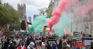 Israel Palestine United Kingdom