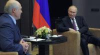 Putin Belarus Russia