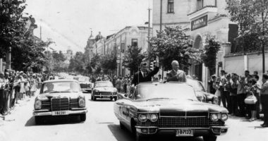 Romania Iran car