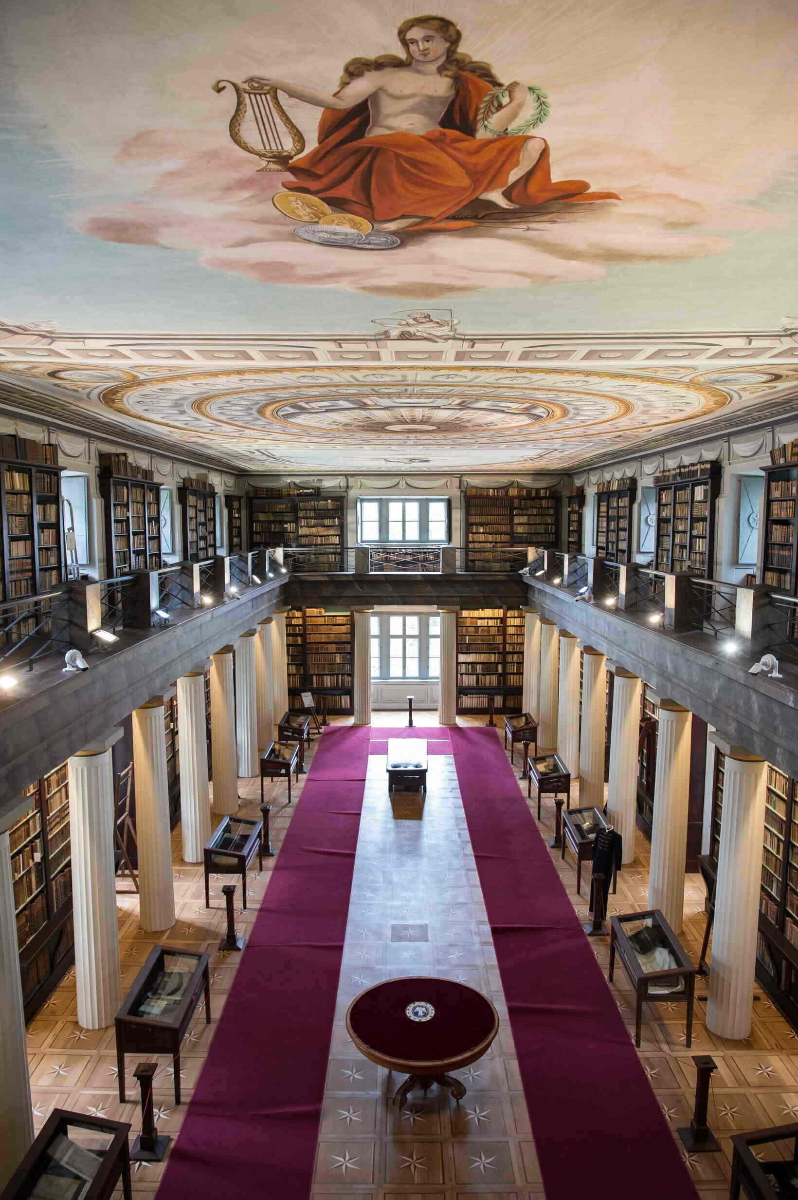 sarospatak library