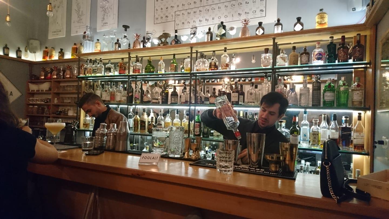 Bar Pharma Drinks