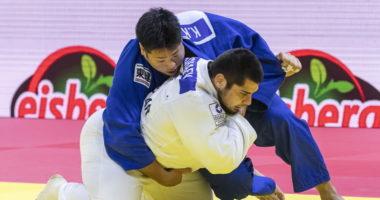 Budapest World Judo Championships Fight