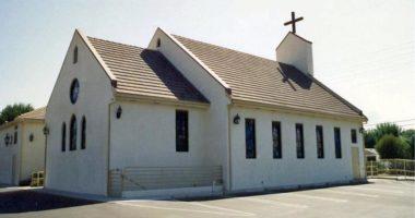 Grace Hungarian Reformed Church san fernando