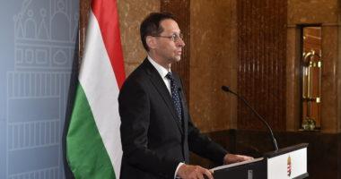 varga minister Hungarian finance minister