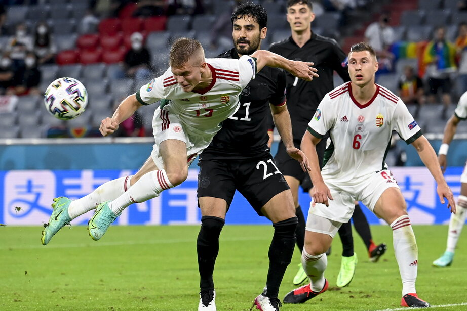 The Hungarian team played miraculously in Munich, Germany suffered for the  draw – Daily News Hungary