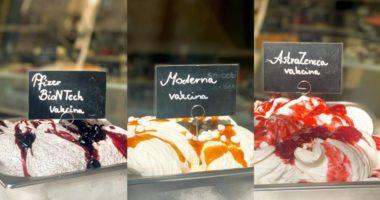 I Love Gelato Vaccine Ice Creams