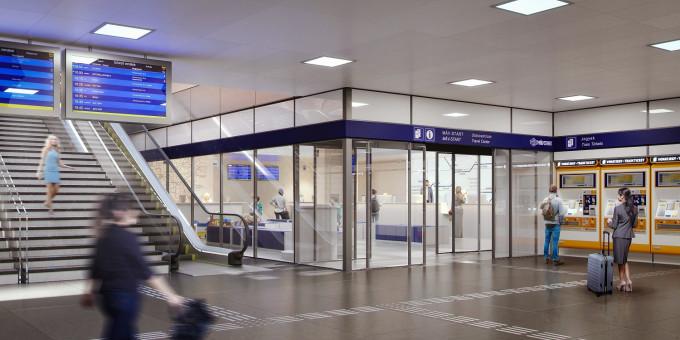 Keleti Railway Station Design 3