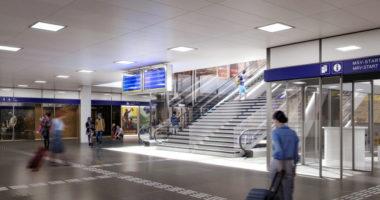 Keleti Railway Station Design 4