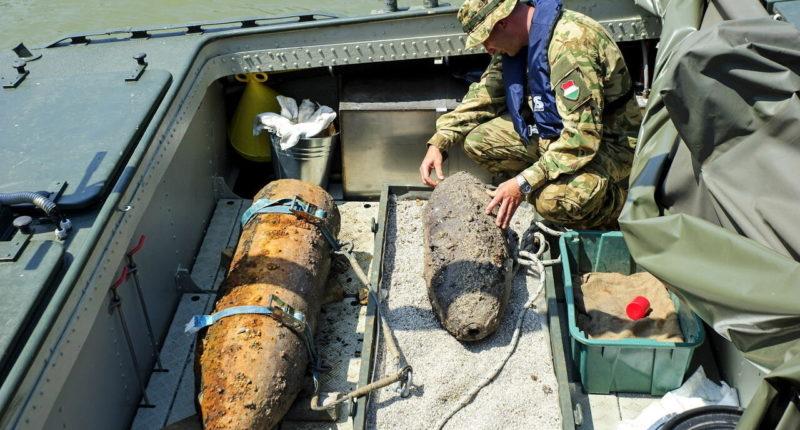 Large Bomb Chain Bridge Bomb Brigade