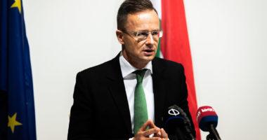 Péter Szijjártó Minister of Foreig Affairs