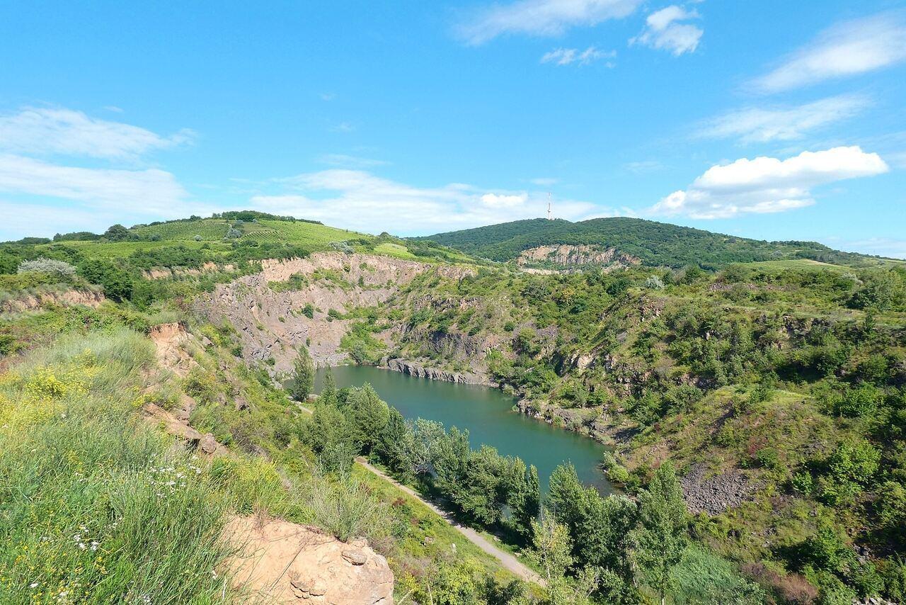 Tarcal Lake Quarry Water 3