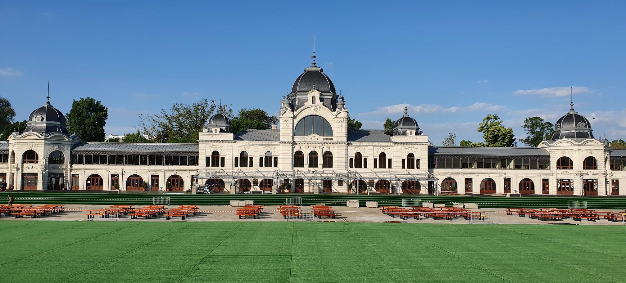 Budapest football