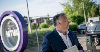 Viktor Orbán Interview