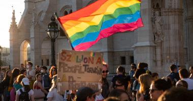 demo against homophobic law