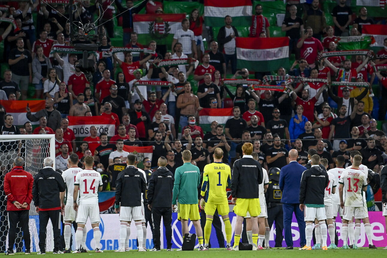 Hungary Germany football