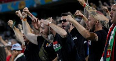 euro 2020 fans