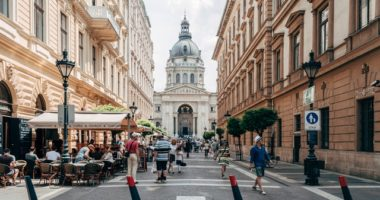 Hungary Budapest Z generation