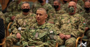new army commander