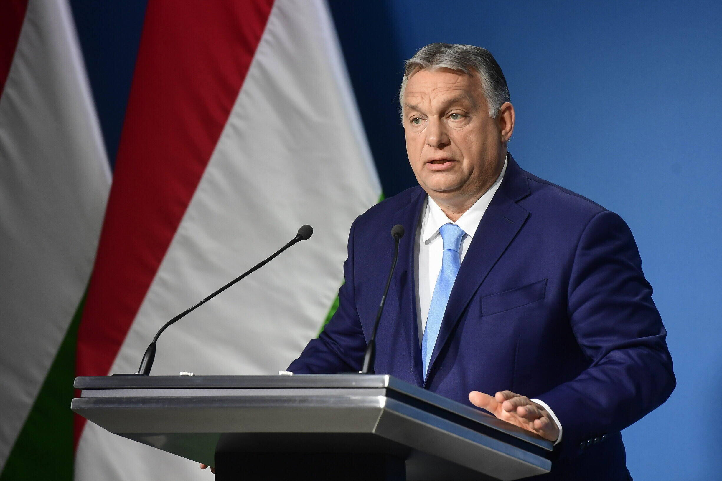 orbán government info