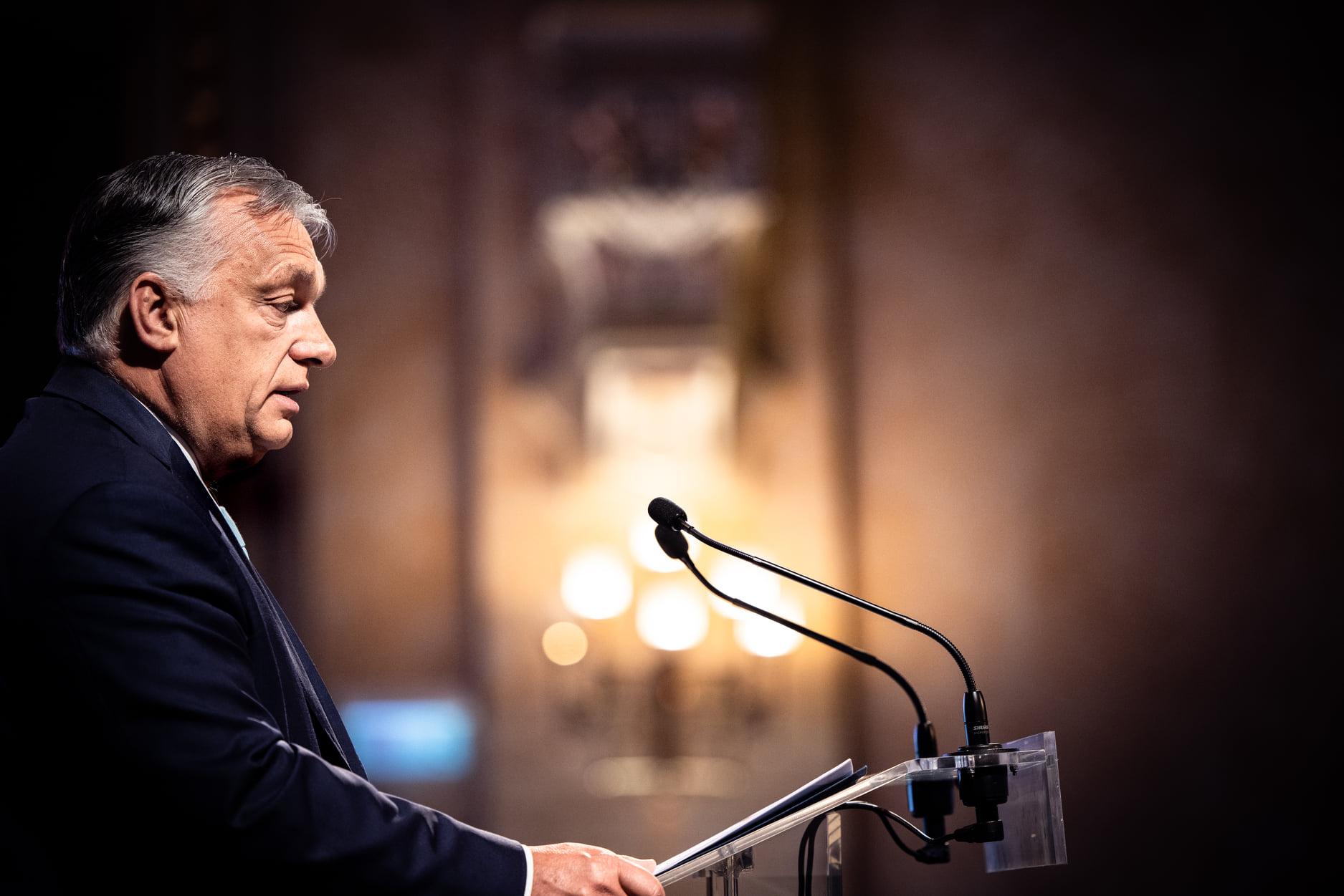 orbán is shadow