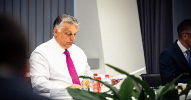 orbán portrait