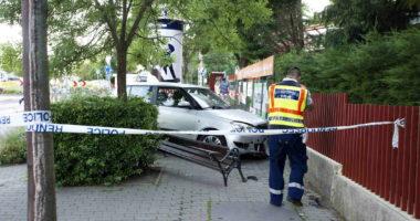 accident budapest