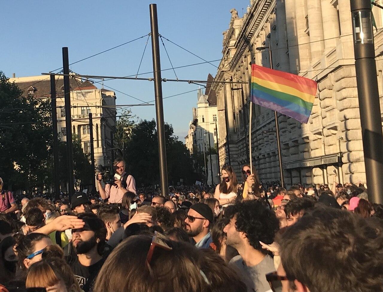 pride-demonstration-people-rainbow