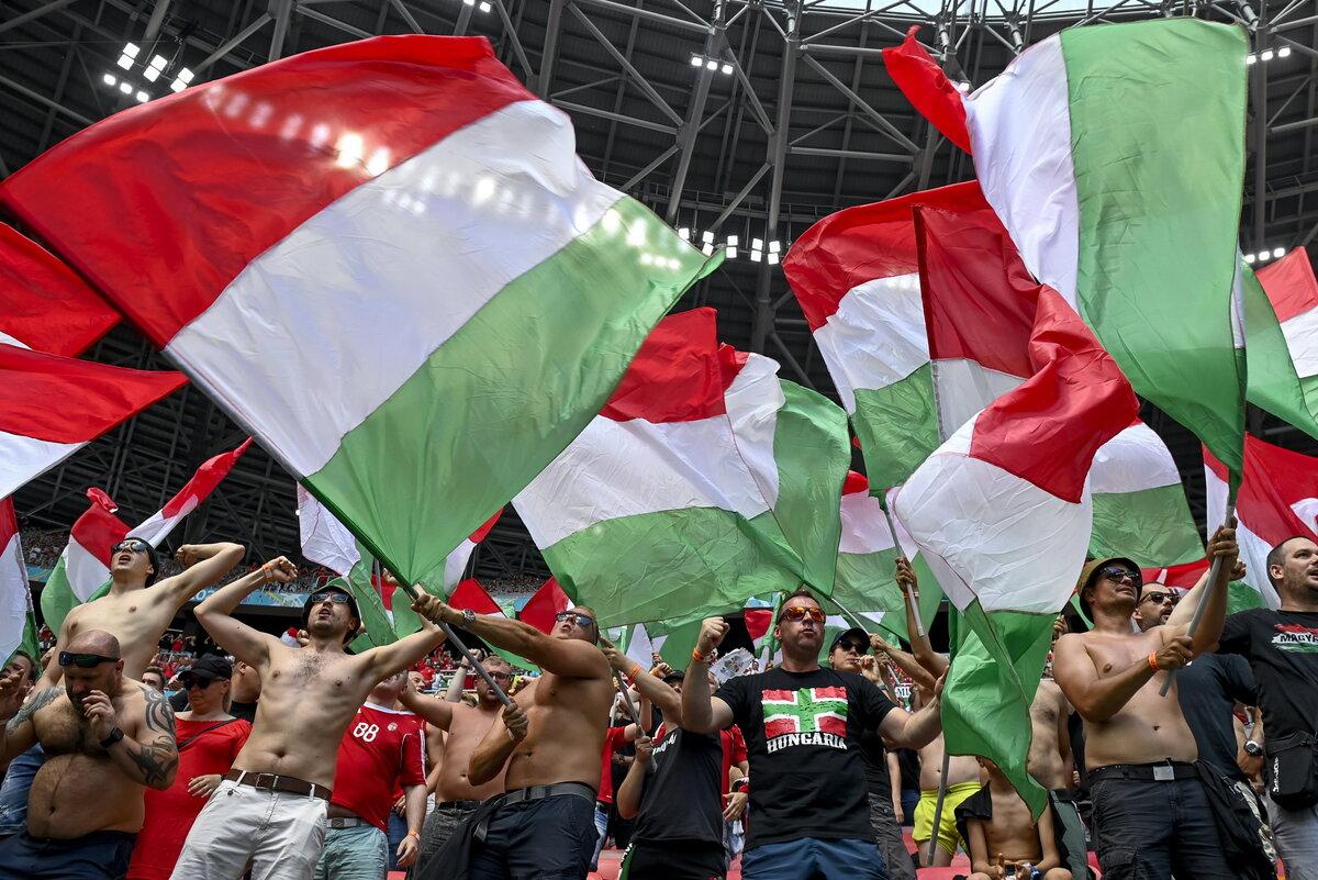 EURI2020 Hungary football