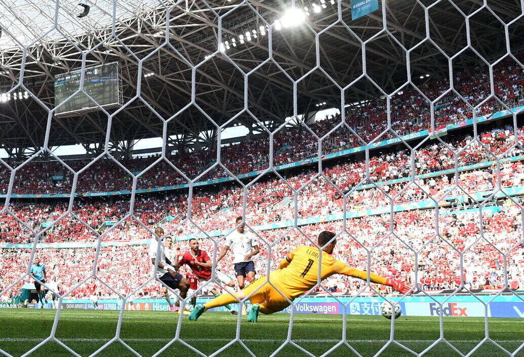 Hungary football Germany