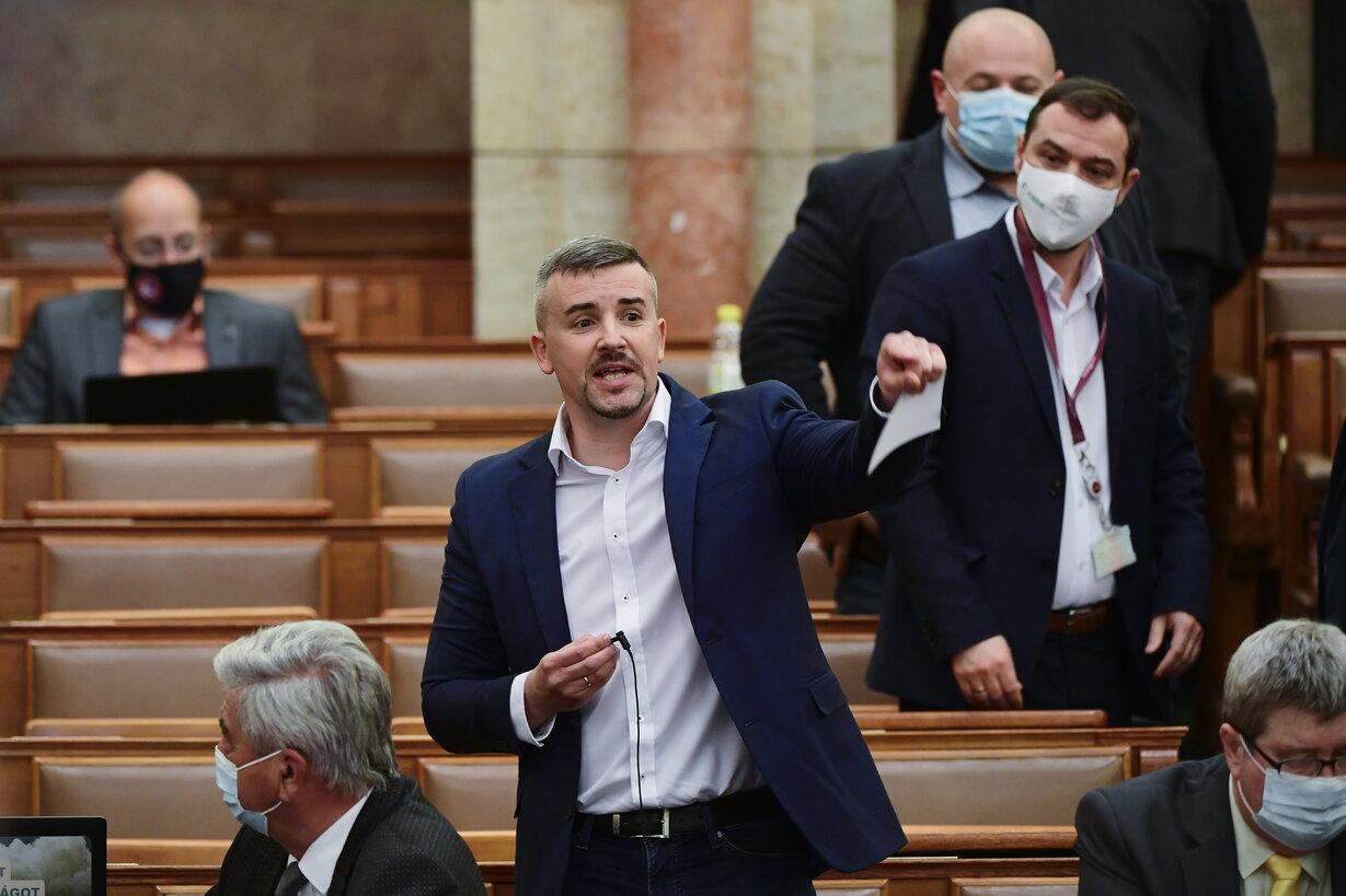 Hungary Jobbik Parliament
