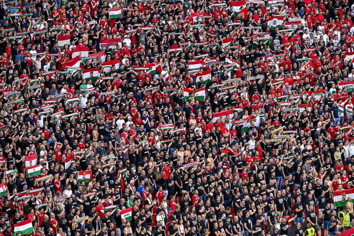 Hungary Portugal football