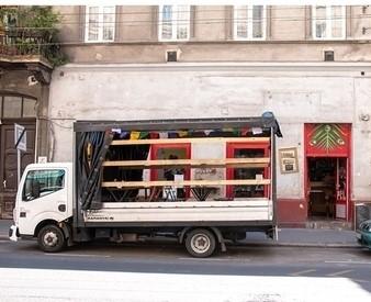 Szabad bistro truck