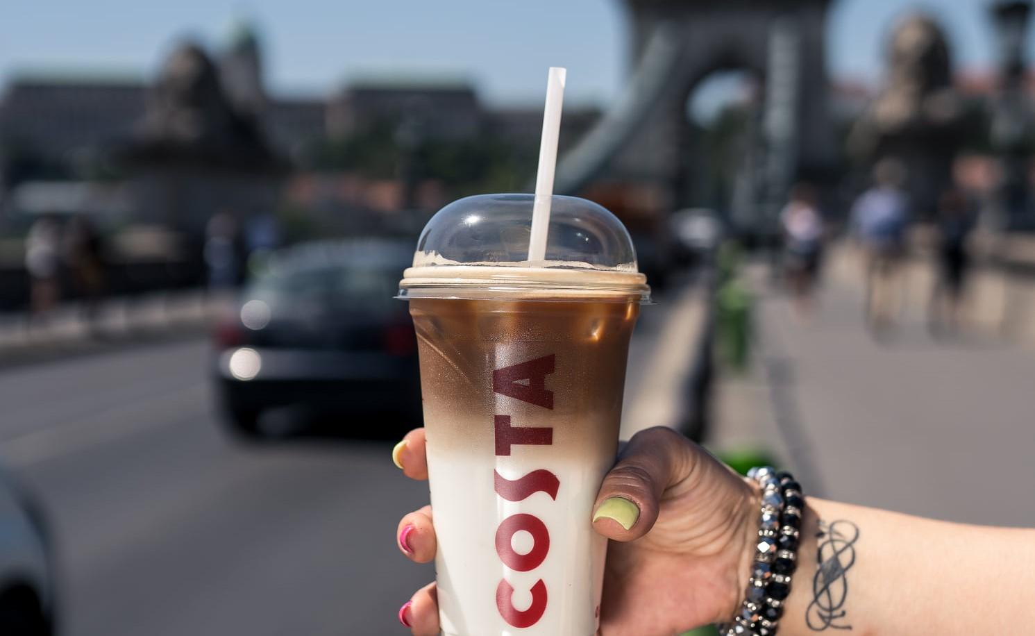 Costa Coffee Hungary