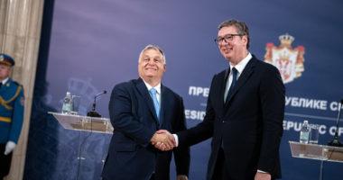 Hungary Balkans illiberal