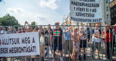 Budapest Pride Hungary