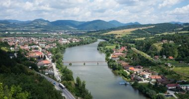 Hungary Croatia bridge