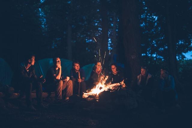 Hungary Romania youth camp