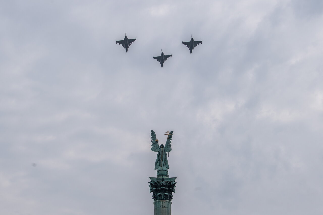 Hungary USA military