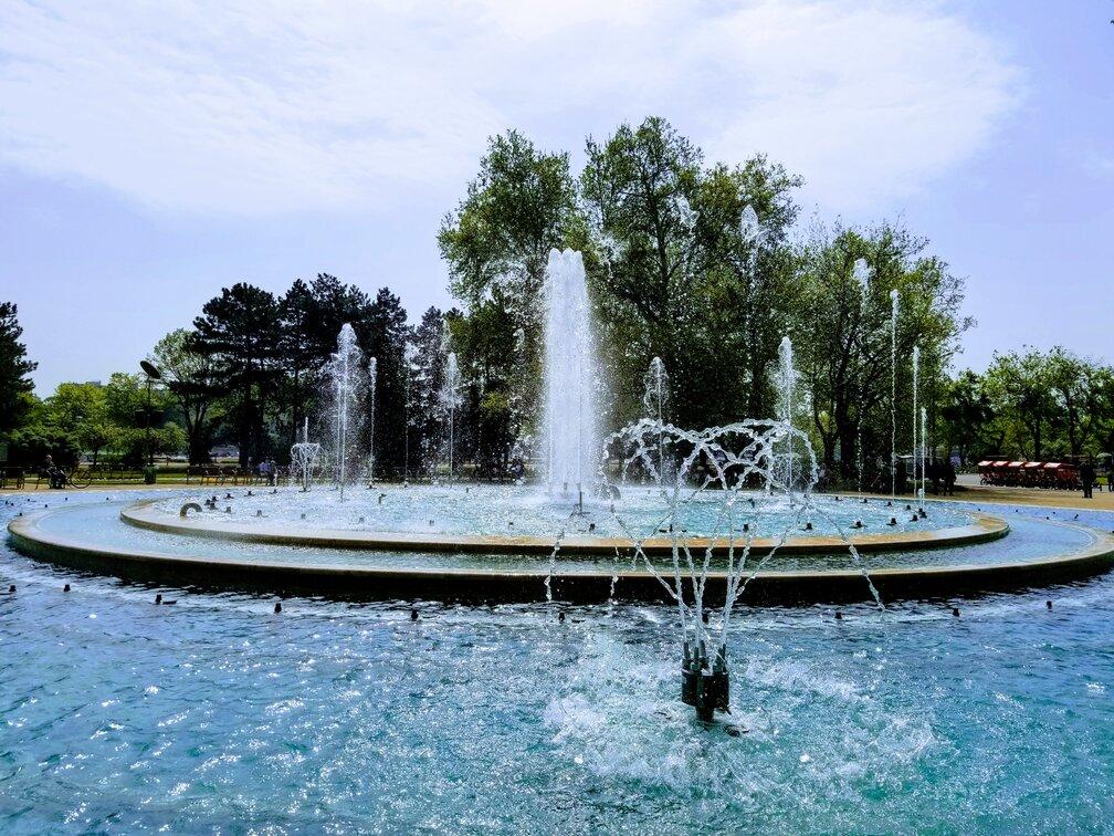 Hungary heatwave summer