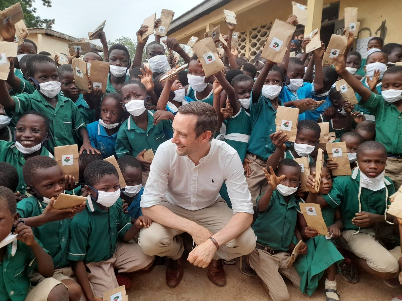 Hungary helps Africa