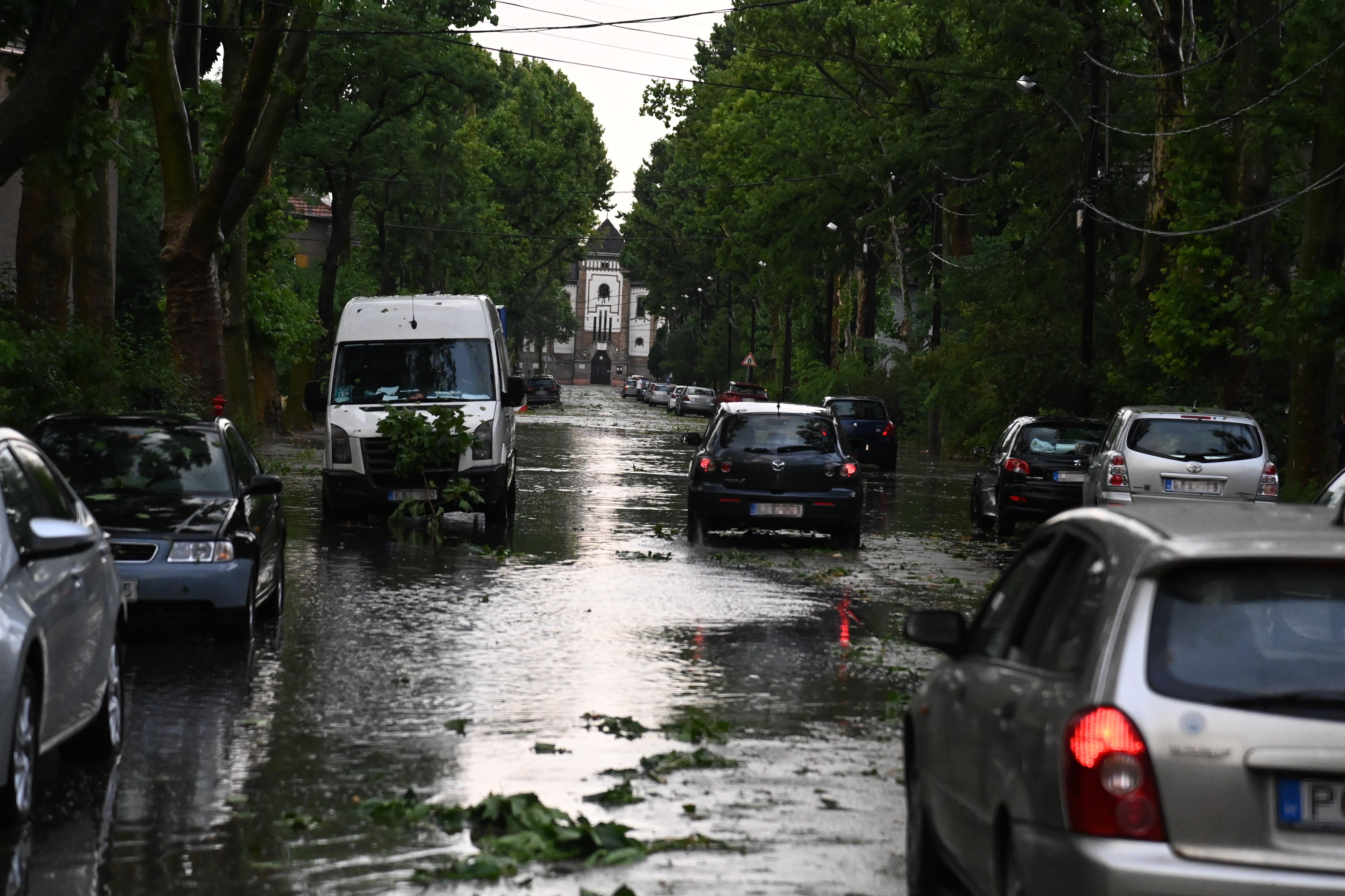 Storm Budapest