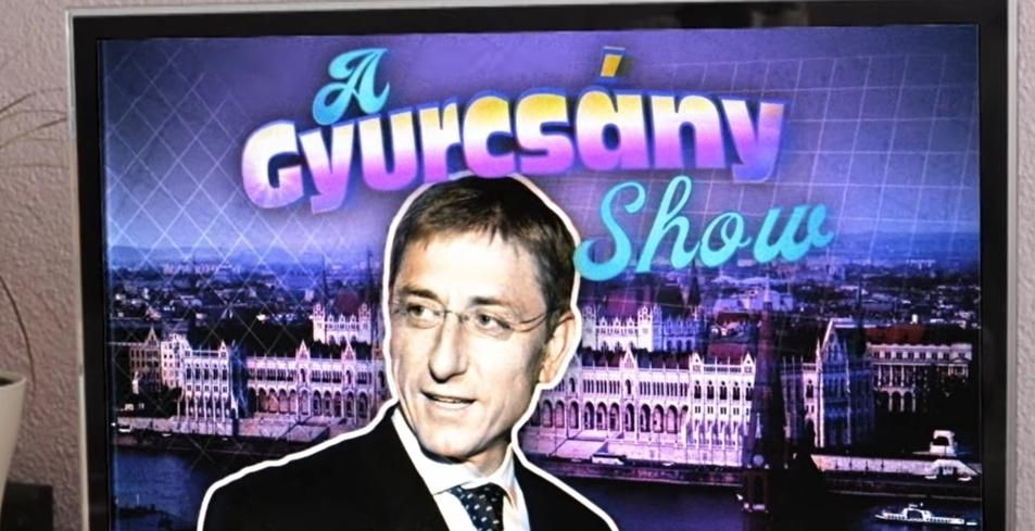 The Gyurcsány Show