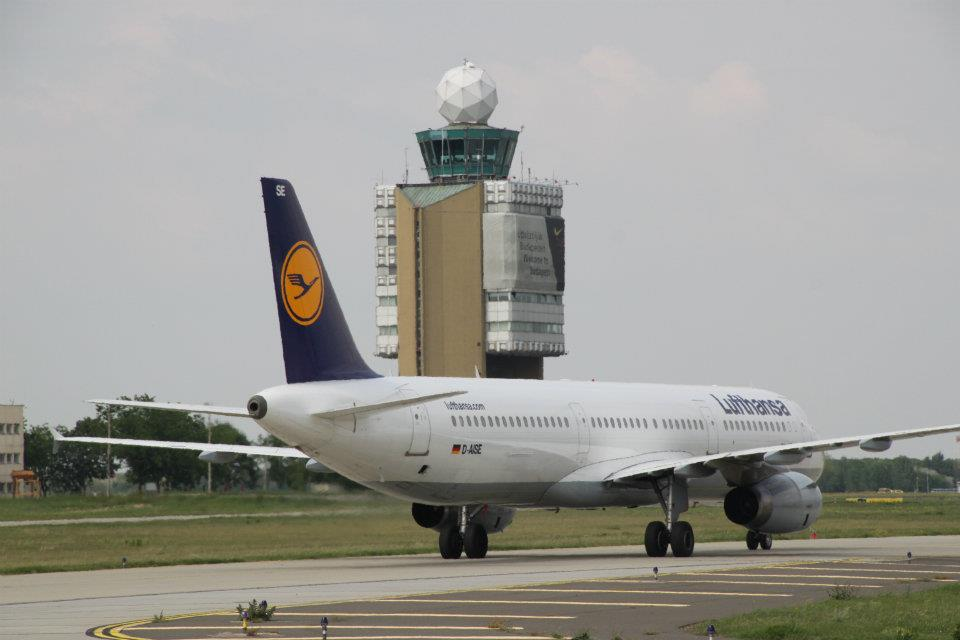 budapest airport tower