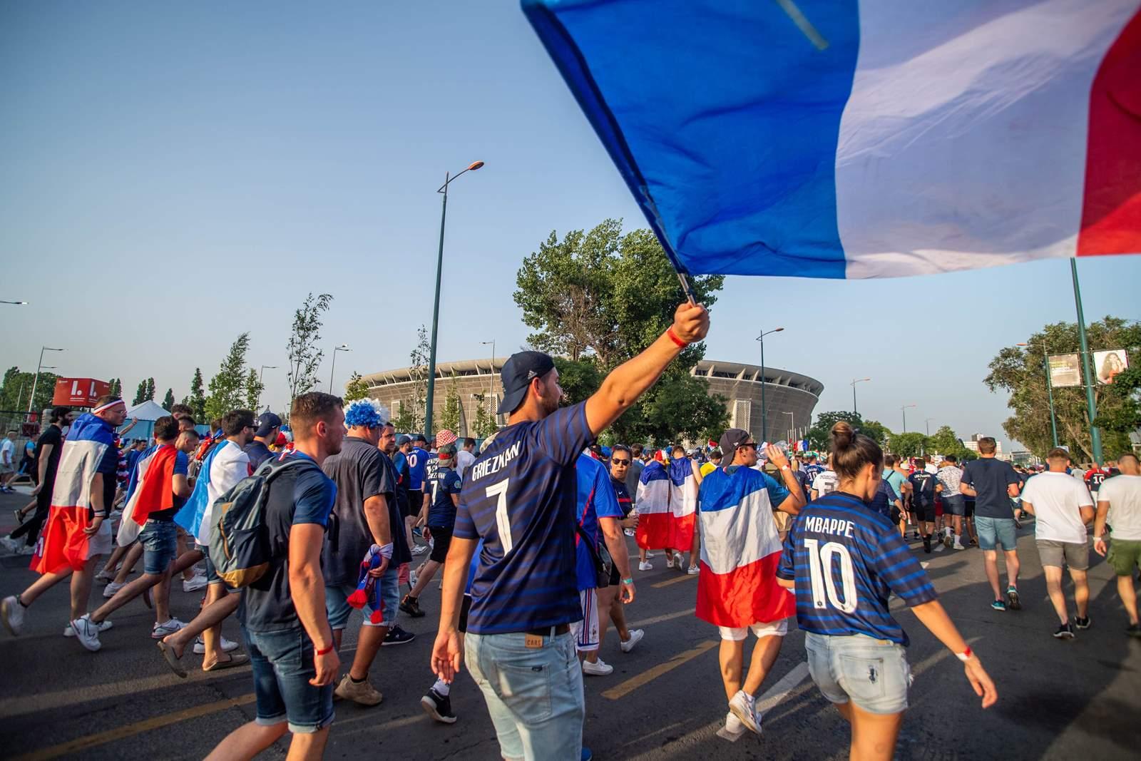 france 2021 budapest euro2020