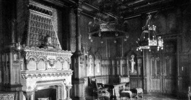 Saint Stephen's room buda castle