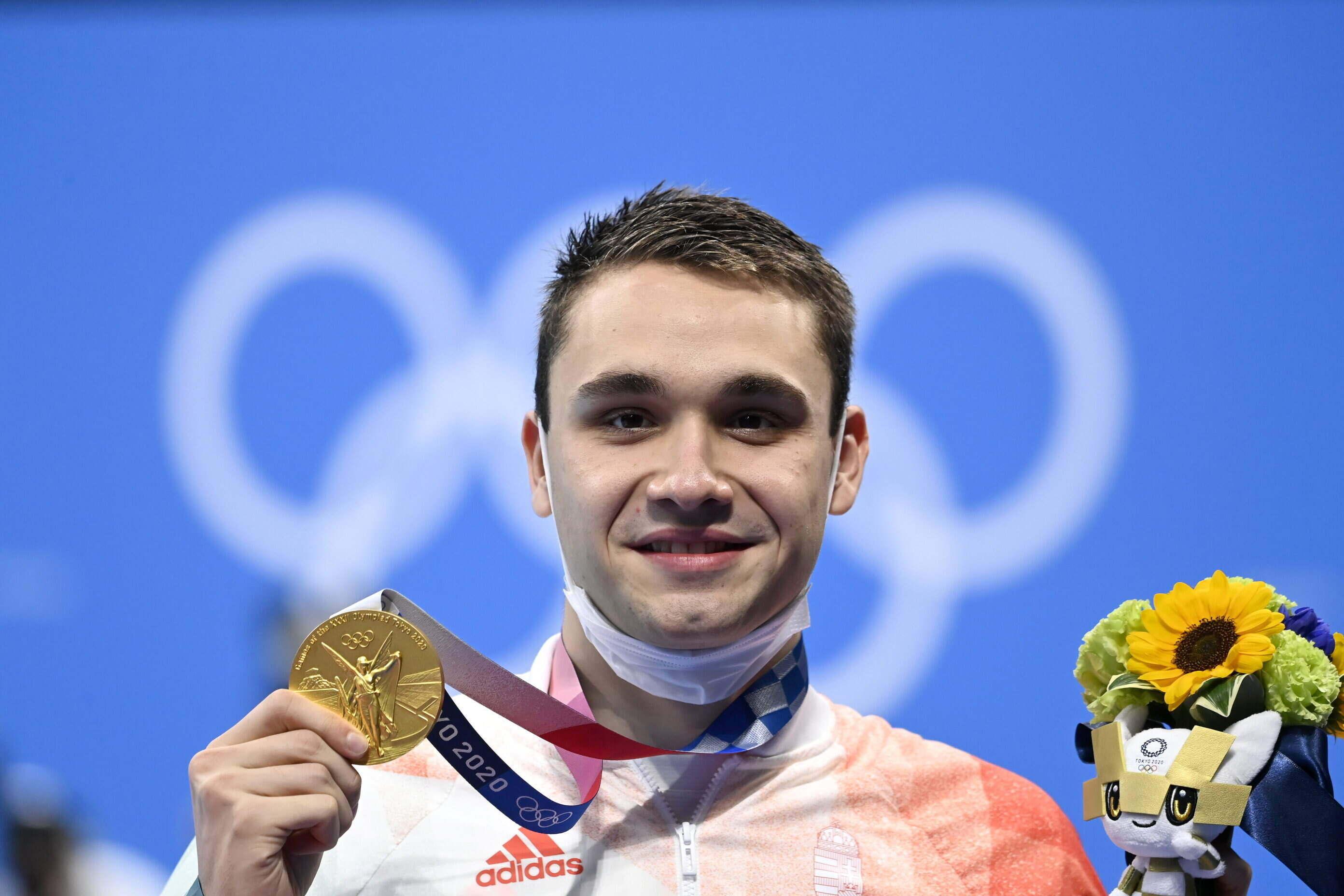 milák olympic gold